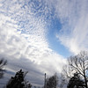 Globe/T. Rob Brown<br /> Cloudy sky over Schifferdecker Park in Joplin Tuesday afternoon, Jan. 8, 2013.