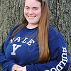Globe/T. Rob Brown<br /> Adrianne Elliott of Galena, Kan., a second-semester freshman at Yale University, and a Thomas Jefferson Independent Day School graduate.
