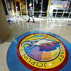 People walk down the front main hallway at the new Irving Elementary School Thursday afternoon, Jan. 2, 2014.<br /> Globe | T. Rob Brown