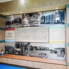 Some of Irving Elementary School's history is displayed on one of the front interior walls at the new Irving Thursday afternoon, Jan. 2, 2014.<br /> Globe | T. Rob Brown