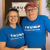 Globe/Roger Nomer<br /> Sheila and John Hall will attend the presidential inauguration this month.