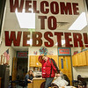 David Meinershagen delivers supplies for the snackpack program at Webster Primary Center on Thursday, Jan. 10, in Webb City.<br /> Globe | Roger Nomer