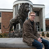 Following his car accident, Trenton Stephenson is taking online classes from Missouri Southern.<br /> Globe | Roger Nomer