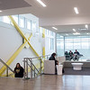 Students study in the new Nixon Hall on Tuesday at Missouri Southern.<br /> Globe | Roger Nomer