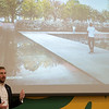 Globe/Roger Nomer<br /> Joe Weishaar talks about the planning for the World War 1 Centennial Memorial on Thursday at Missouri Southern.