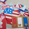 For Catholic Schools Week, students at St. Mary's Elementary created Valentine cards for veterans.<br /> Globe | Roger Nomer