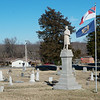 Confederate Memorial IOOF Cemetery<br /> Globe | Roger Nomer