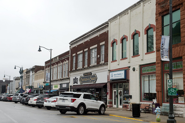 Vision Carthage is looking for ways to expand the downtown shopping experience in Carthage.<br /> Globe | Roger Nomer