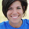 Globe/T. Rob Brown<br /> Laura Edwards of Joplin, volunteer coordinator with Joplin Area Habitat for Humanity