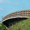 Globe/Roger Nomer<br /> After renovation, the Galena viaduct is ready to officially open.
