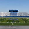 A new field sits ready for action at the new Carthage High School athletic complex on Friday.<br /> Globe | Laurie Sisk