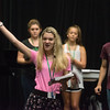 Globe/Roger Nomer<br /> Sarah Palmintier, 16, Laffayette, La., practices a role on Monday during the Next Generation Performing Arts Camp at Missouri Southern.
