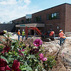Globe/Roger Nomer<br /> Construction continues on the expansion of Freeman Hospital in Neosho on July 13.