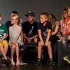 """Cast members rehearse for the upcoming Jopln Little Theatre children's production of """"Bulldog Saves the Day,"""" a Vaudeville extravaganza and melodrama, which opens July 25 and runs through July 29 at JLT.<br /> Globe 