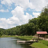 Rush Springs Ranch features a series of man-made lakes near Pineville.<br /> Globe | Roger Nomer