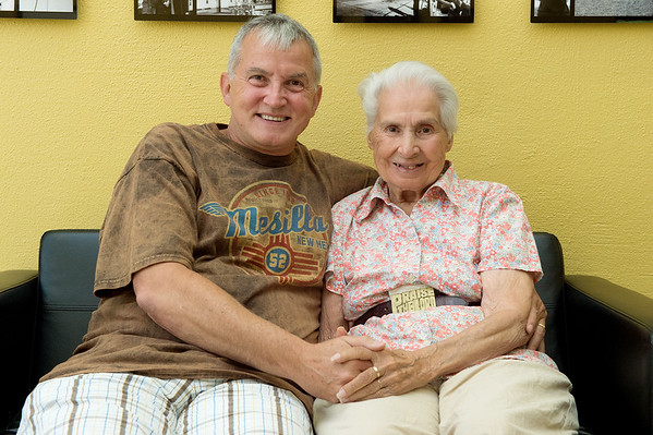 Kevin and Pauletta Keller have traveled to all 50 states together.<br /> Globe | Roger Nomer