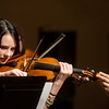 Chenoa Bentley, 14, Edmond, gets a gentle repositioning while playing at the Next Generation Performing Arts Camp on Wednesday at Missouri Southern.<br /> Globe | Roger Nomer