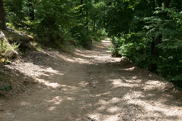 Off-road trails of differing difficulties are available at Rush Springs Ranch in Pineville.<br /> Globe   Roger Nomer