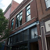 New upper windows have been installed at the Frosted Cakerie, as seen on Friday.<br /> Globe | Roger Nomer