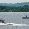 Globe/T. Rob Brown<br /> Boaters enjoy Grand Lake, Okla., Tuesday afternoon, June 5, 2012, near the Royal Bay Marina.