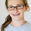 Globe/T. Rob Brown Jenna Durham, 14, of Columbus, Ohio
