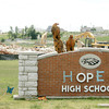 Globe/Roger Nomer<br /> Joplin High School, 20th and Indiana