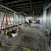 The remodeling of the third floor of Missouri Southern's of Reynold's Hall begins to take shape on Wednesday at MSSU.<br /> Globe | Laurie Sisk