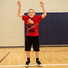 Globe/Roger Nomer<br /> Adain Ball, second grade, does jumping jacks on Monday at Soaring Heights Elementary.