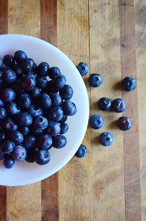 It's blueberry season so enjoy these nutritious and delicious treats