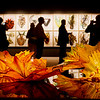 Globe/Roger Nomer<br /> Artwork from Chihuly's Persians series is currently on display at Crystal Bridges Museum of American Art.