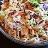 This creamy cilantro cole slaw is excellent on tacos, fish, grilled meats, pulled pork and more. It's also lovely on its own.<br /> Globe | Juliana Goodwin
