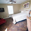 A therapeutic incline bed is one of several amenities at the Enlight Inn.<br /> Globe | Laurie Sisk
