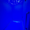 A sensory deprivation float tank sits in one cottage at the Enlight Inn on Wednesday.<br /> Globe | Laurie Sisk