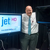 Globe/Roger Nomer<br /> Brad Douglas is the new general manager at JETHD at Joplin High School.