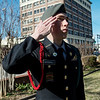 Tanner Marshall, Joplin High senior, is a member of the Joplin High JROTC program.<br /> Globe | Roger Nomer