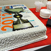 Globe/T. Rob Brown<br /> Cake for Joplin Globe's award for CNHI Website of the Year.