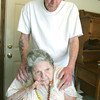 Globe/Roger Nomer<br /> Harold and Jewell Barr claim they were victims of fraud following the May 22, 2011, tornado.