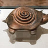 Globe/Roger Nomer<br /> The Quapaw Tribal Museum also displays artwork like Jane Osti's turtle.