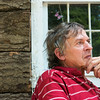 Globe/Roger Nomer<br /> Tom Poor uses medical marijuana to help with symptoms of Parkinsons Disease.