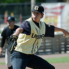 Globe/Roger Nomer<br /> Axel Johnson delivers a pitch during the Blasters scrimmage on Wednesday at Joe Becker Stadium.