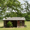 Globe/Roger Nomer<br /> A barn sits on the Rader Farm property.