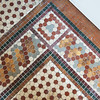 Globe/Roger Nomer<br /> The tile of the historic building is being retained in the remodel.