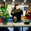 Students identify plants at Aggie Day at Crowder College on Thursday.<br /> Globe | Roger Nomer