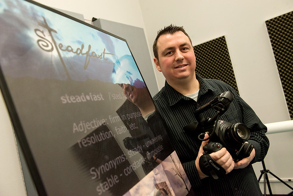 "Gregory Fish made the documentary ""Steadfast"" about the 2011 Joplin tornado.<br /> Globe 