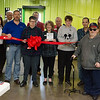On Thursday, the Joplin Workshops celebrated thier 52nd birthday with a ribbon cutting a cake for their workers. Almost a year after a fire destroyed the laundry facility, leading to laying off half of their staff, the workshops have started new projects and are recalling some of their workers.