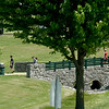 Pedestrians walk the grounds of a quiet Missouri Southern campus on Thursday at students and staff await the start of the summer semester.<br /> Globe | Laurie Sisk