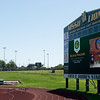 To honor its spring semester graduates, Missouri Southern State University shared individual tributes on its video board at Fred G. Hughes Stadium on Friday. The video tributes will continue on Saturday.<br /> Globe | Roger Nomer