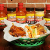 Globe/Roger Nomer<br /> Hackett Hot Wings, Rubs and Sauces
