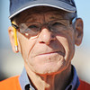 Globe/T. Rob Brown<br /> Larry Jaques, of Lee's Summit, volunteer with Samaritan's Purse.