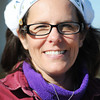 Globe/T. Rob Brown<br /> Lisa Morgan, of Lake Charles, La., volunteer with Samaritan's Purse.